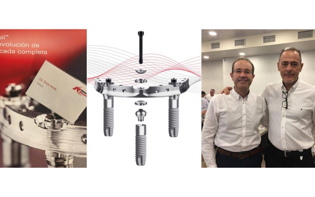Nou sistema d'implants Trefoil